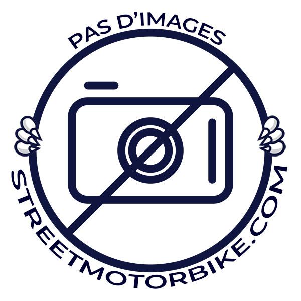 Protège réservoir moto PRINT NOIR